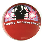 Anniversary Celebration Button